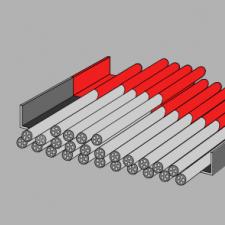 Sisteme de etansare antifoc pentru cabluri